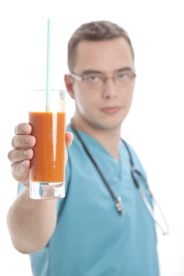 antioxidant juice doctor