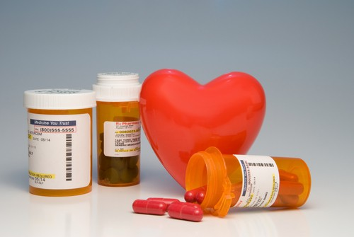 Heart disease medication