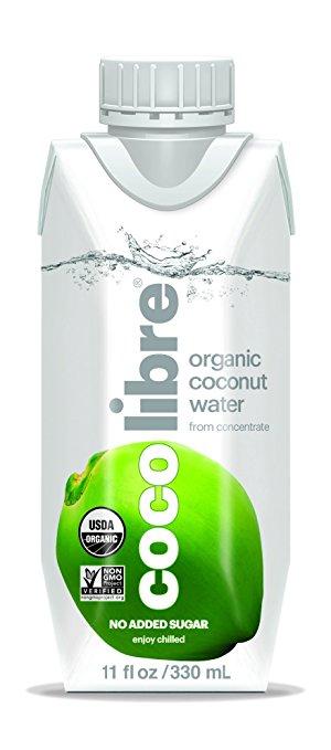 CoCo Libre Organic Coconut Water