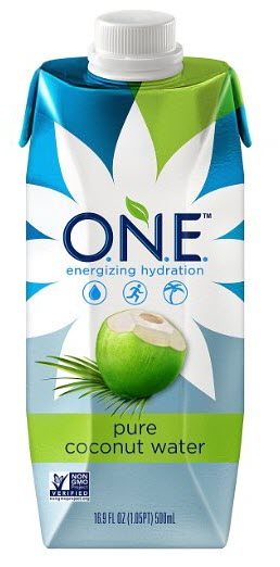 O.N.E. Pure Coconut Water