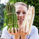 Top 3 Reasons Why Asparagus Is Good For You