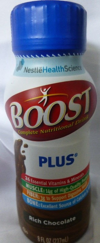 Boost Plus Protein Shake
