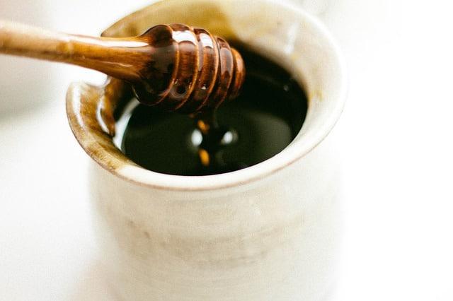 Dark honey