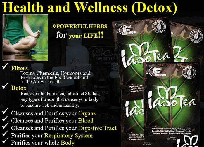 Detox hype