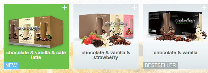 Flavor Mixes