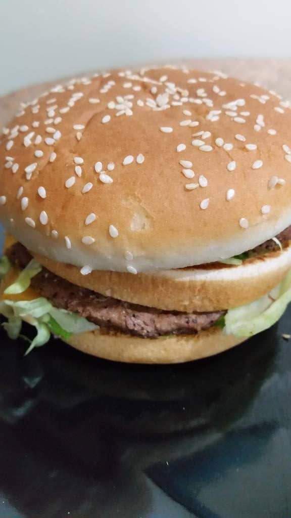 Big Mac Burger
