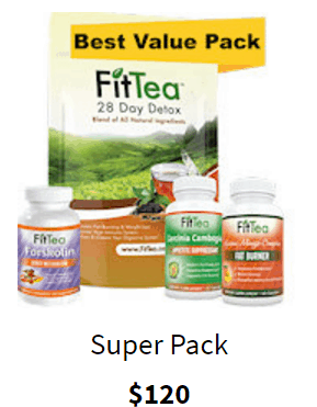 Fit Tea Super Pack