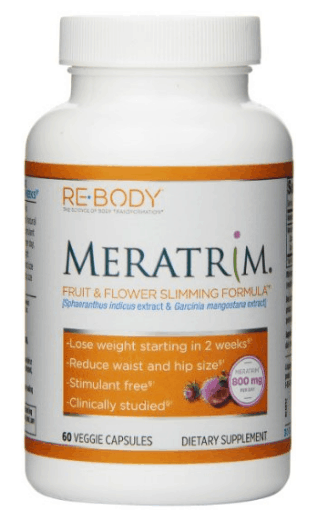 Meratrim bottle