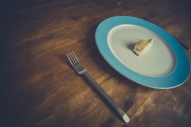 Intermittent Fasting Concept