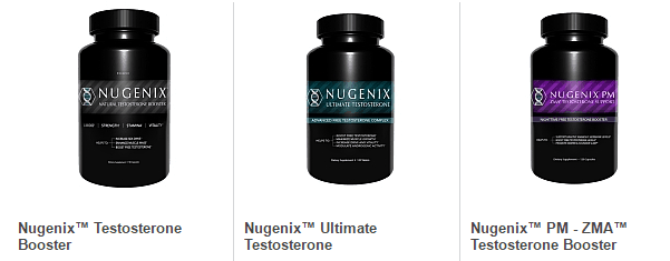 Nugenix Versions