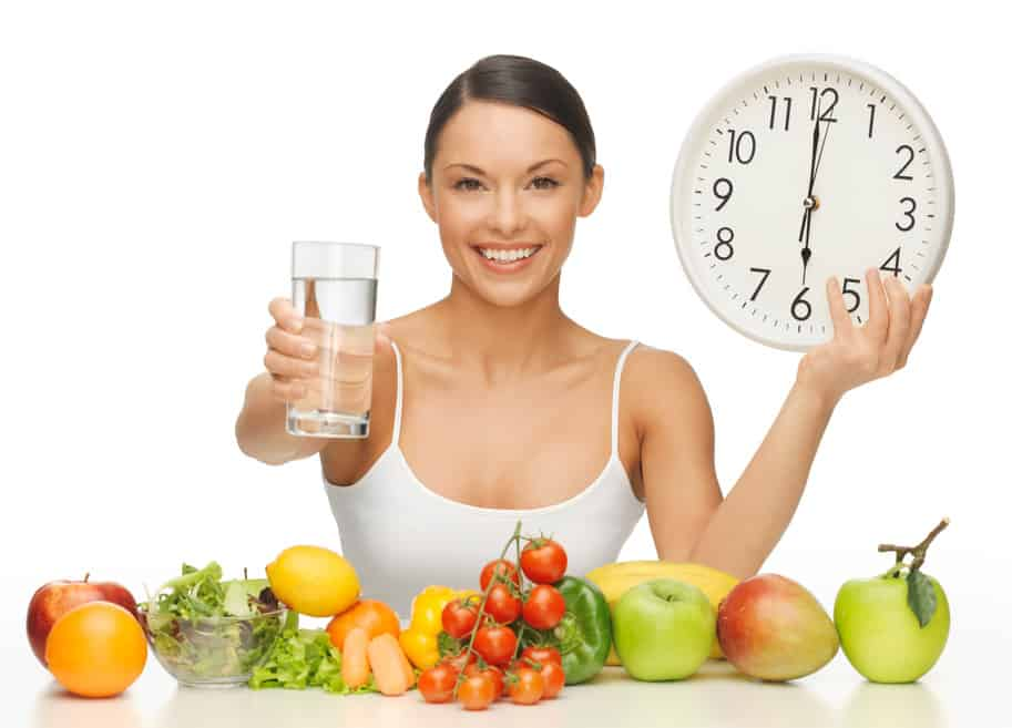 Meal timing or intermittent fasting