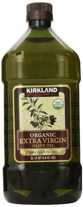 Kirkland Organic Extra Virgin Olive Oil