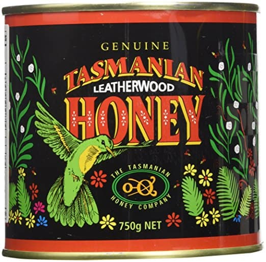 Tasmanian Leatherwood Honey from Pristine Australian Rainforests