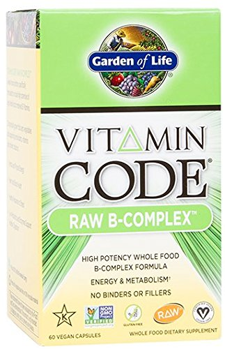 Garden of Life Vegan B Vitamin
