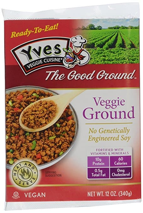 Yves, Veggie Cuisine, The Good Ground