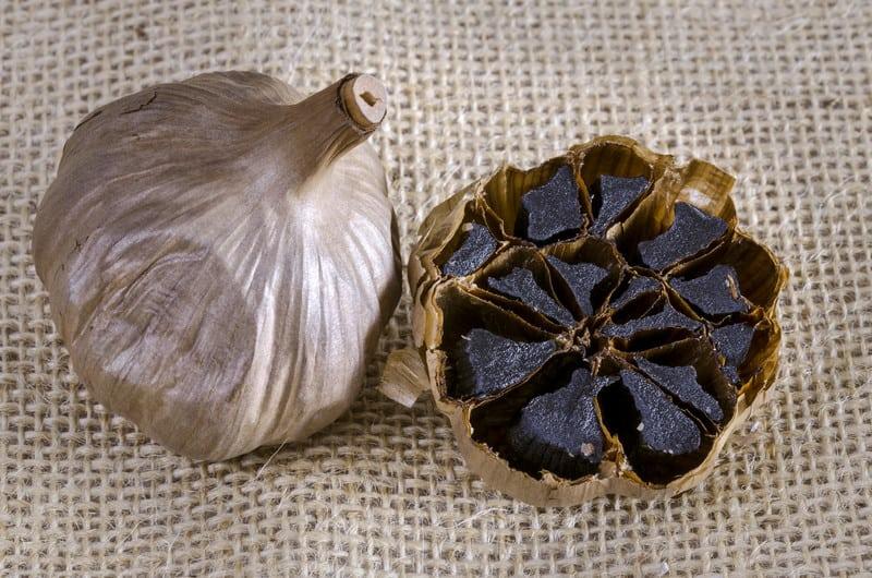 Black Garlic Benefits