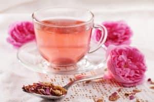 Rose Tea Benefits