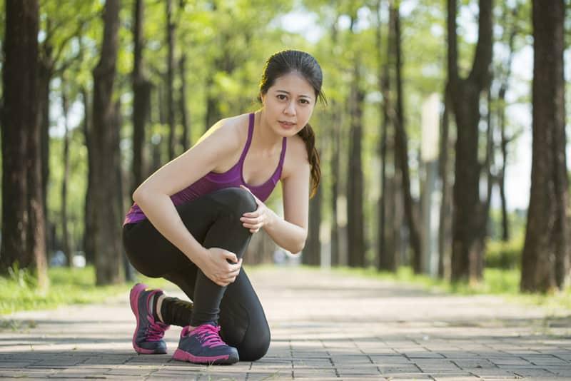 Taking Ashwagandha for Knee Pain