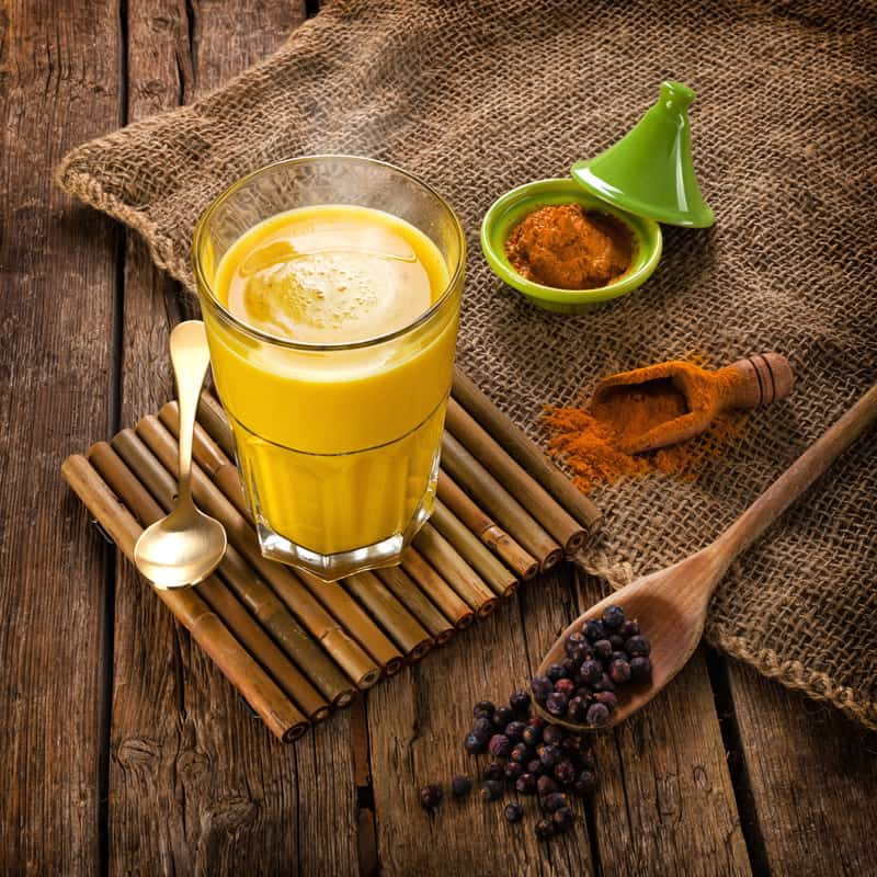 Turmeric Golden Milk Benefits