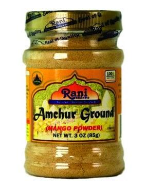 Rani Amchur Ground