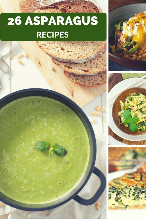 26 Asparagus Recipes