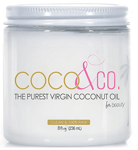 Coco & Co Beauty Grade Coconut Oil