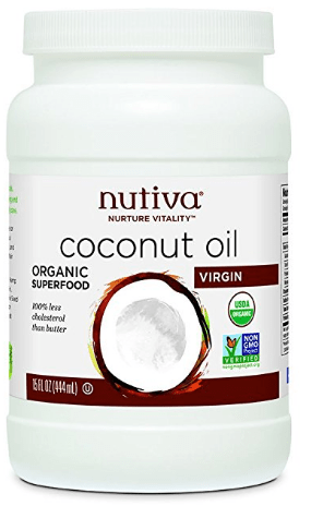 Nutiva Coconut Oil (Virgin)