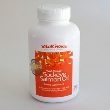 Vital Choice Salmon Oil