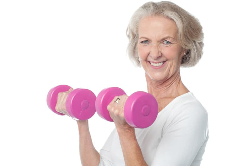 Fish Oil and Muscle Building in Older Women