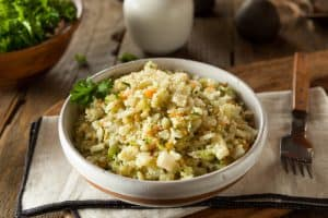 Low Carb Rice Alternatives