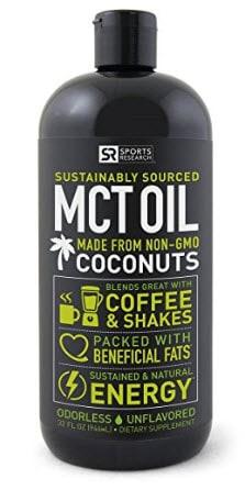 Premium MCT Oil