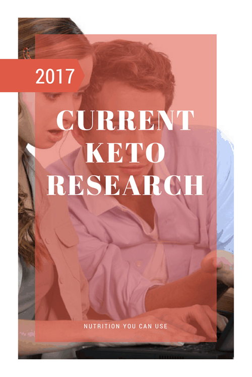 A Look At Keto Research In 2017