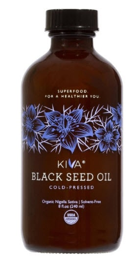 Kiva Black Seed Oil