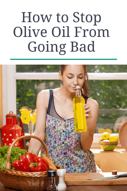 How to Stop Olive Oil Going Bad