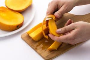 Can You Eat Mango Peel