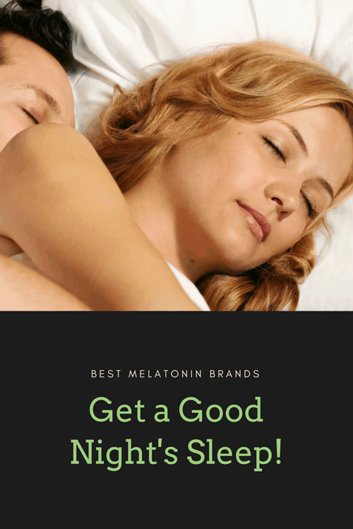Best Melatonin Brands for a Good Nights Sleep