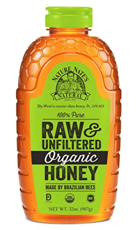 Nature Nates Organic Honey