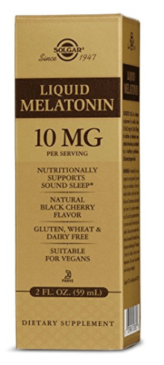 Solgar Liquid Melatonin