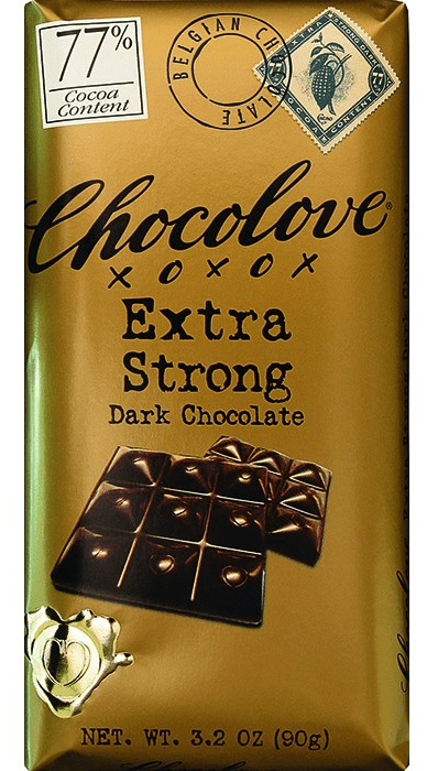 Chocolove Extra Strong
