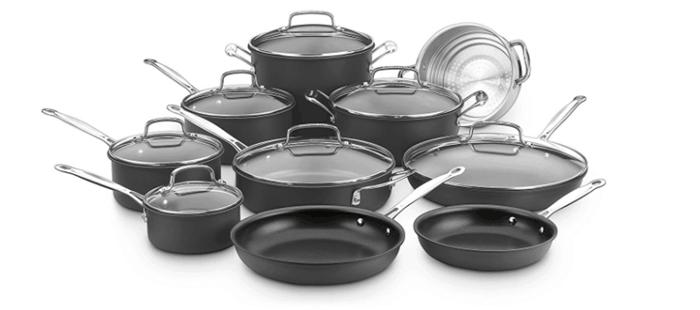 Cuisinart Cookware Set