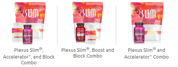 Plexus Slim Combos