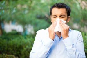 Taking Curcumin for Allergies