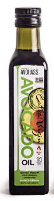 Avohass Avocado Oil