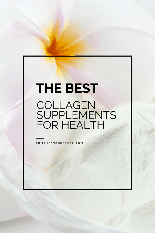The Best Collagen Supplements for Health