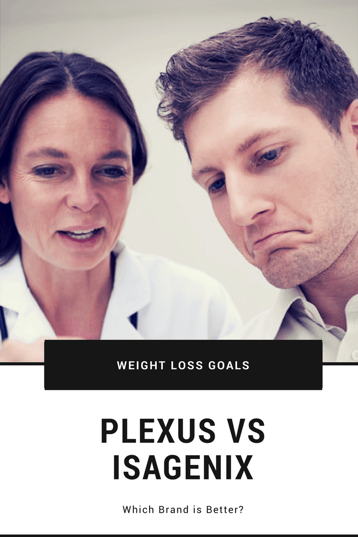 Plexus vs Isagenix. Which is Better for Weight Loss