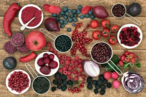 Foods High in Anthocyanins