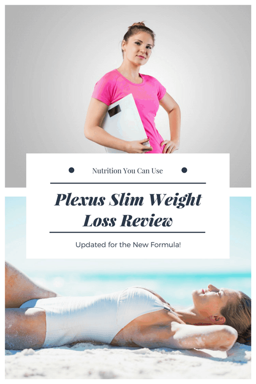 Plexus Slim Weight Loss Review