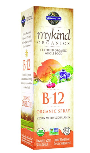 Garden of Life B12 Organic Spray