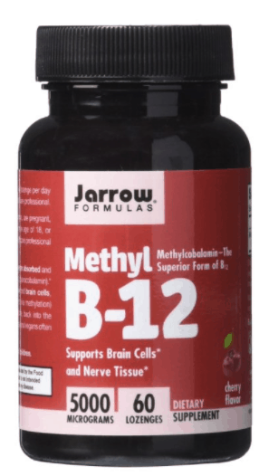 Jarrow Formulas Methyl B12