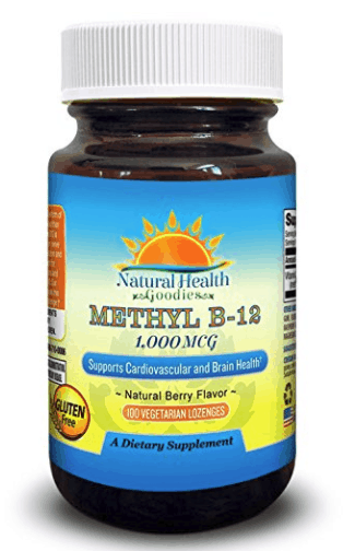 Natural Health Goodies Methyl B12